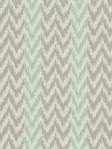 Robert Allen Fabric, Chevron Ikat - Spa