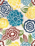 Groundworks Fabric, NOLITA NAVY/PINK