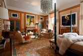 Ellie Cullman Interior Decor Design Kips Bay Showhouse Bedroom Sexy