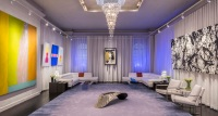 Holiday House NYC 2014 Show House Room by Justin Shaulis