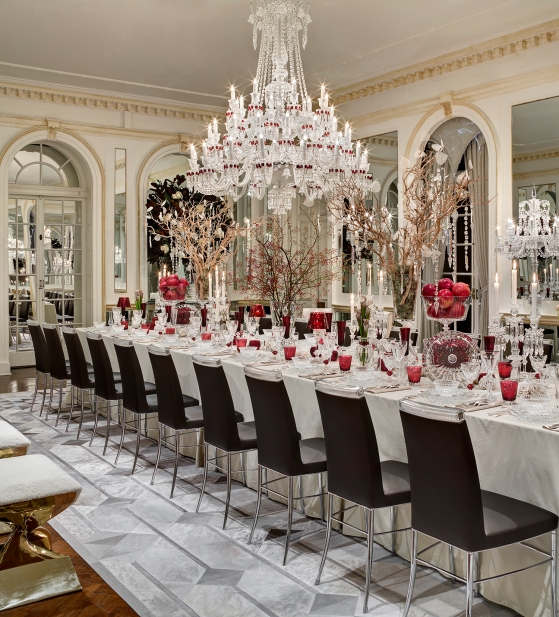 Holiday House 2014 NYC Dining Room Designed by Amy Lau