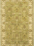 Citrine Green Yellow Area Rug Traditional by Chandra ADO-902_Flat