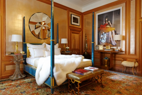 Best Interior Design 2014 Bedroom by Ellie Cullman Kips Bay Showhouse