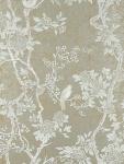 Ralph Lauren Wallpaper MARLOWE FLORAL - STERLING LWP30571W