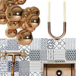 Metallic Mania Decorating with Gold, Silver & Copper