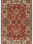Karastan Traditional Area Rug Red 00549-15002