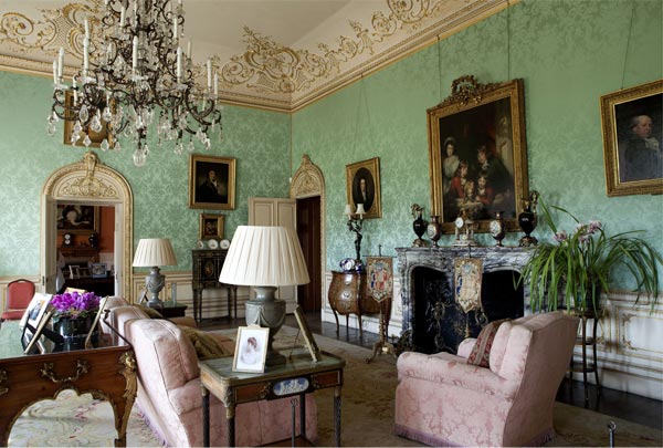 Home Decor: Downton Abbey Inspired   Downton abbey house, House ...