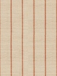 Kravet red tan stripe thom filicia fabric 30814-12