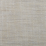 Duralee Grey Herringbone Fabric 32330-588