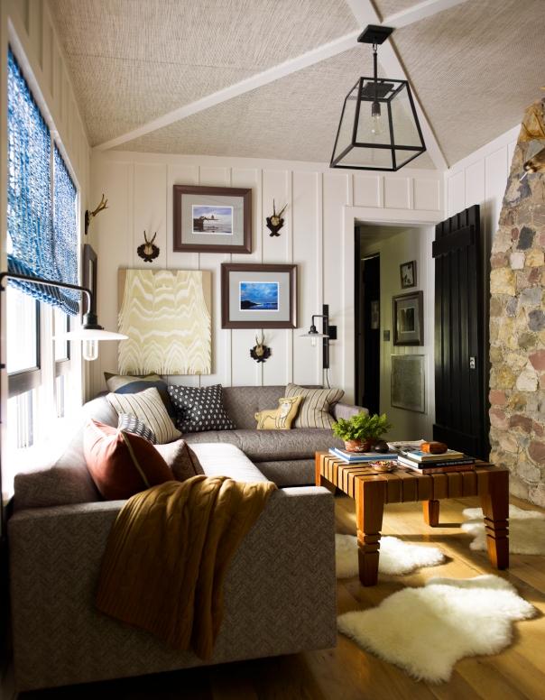 Den Interior Design by Thom Filicia