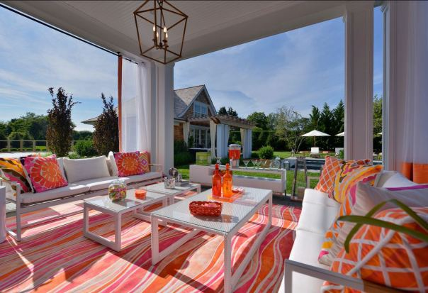 Best Outdoor Space Decor Interior Design of 2014 by Gail tarasoff