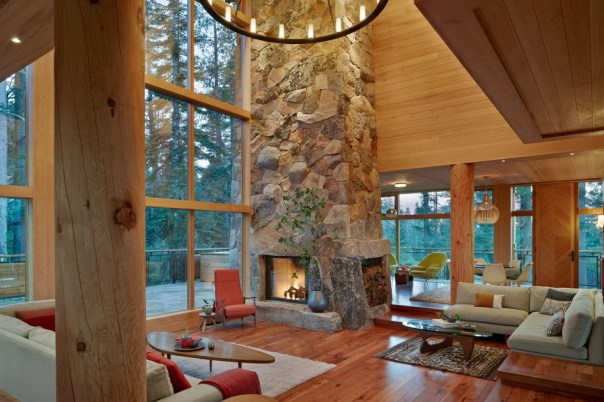 best interior design of 2014 living room by lisa staprans
