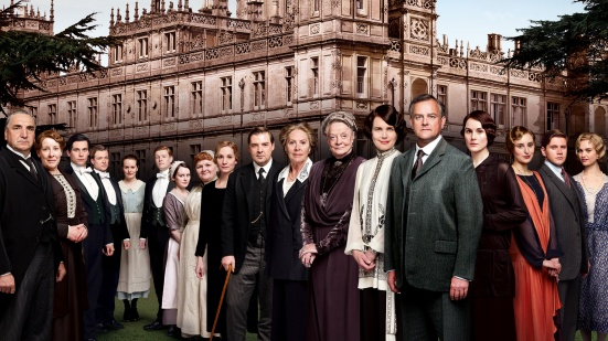 downton abbey season 5 cast
