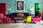 Modern Chinoiserie Living Room Decor byMiles Redd Interior Desgin