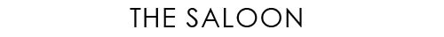 THE DOWNTON ABBEY SALOON