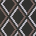 Cole & Son POMPEIAN BLACKB Wallpaper