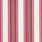G P & J Baker PAXTON STRIPE FUCHSIA Fabric