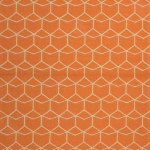 Jaipur Estrellas OrangeIvory Rug