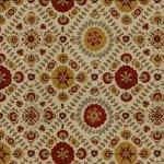 Lee Jofa AYLA TRELLIS OCHRECLAY Fabric