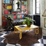 How to Incorporate the Leopard Print Trend Into Your Home
