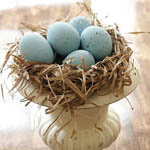 20 chic bird nest decorating ideas