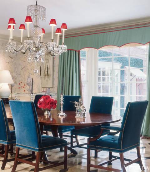 interior design by miles redd via veranda