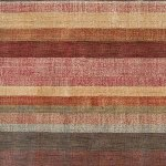 Dash & Albert Stonover Stripe Hand Knotted Rug