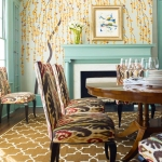 decorators-best-unusual-dining-room-ideas-ikat-interior-decor-01