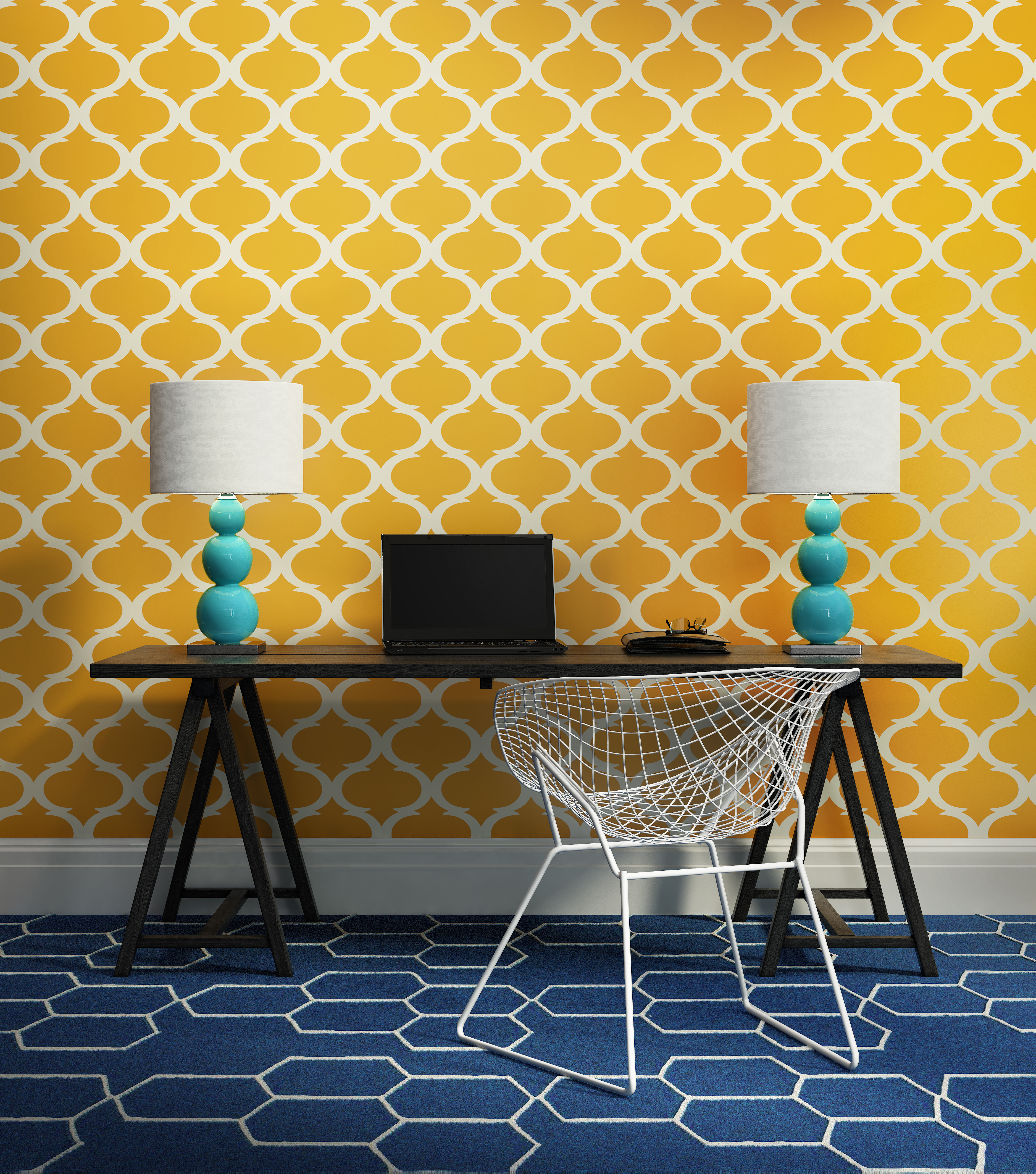 How to Mix Bold Patterns to Express Your Individuality | DecoratorsBest