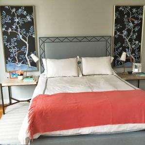 J+G designs bedroom