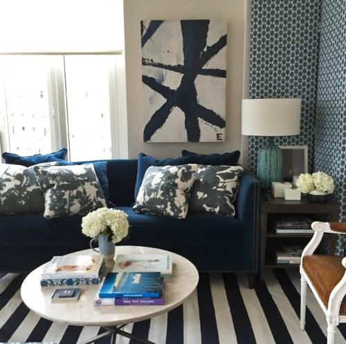 J+G designs living room