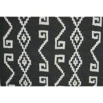 Ralph Lauren ALEJANDRO WARP PRINT EBONY Fabric