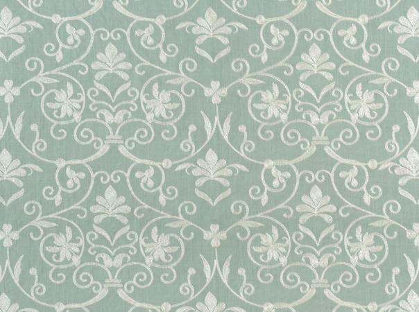 DecoratorsBest Chateau Serenity Embroidered Wallpaper