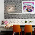DecoratorsBest - How to Mix Bold Patterns to Express Your Individuality