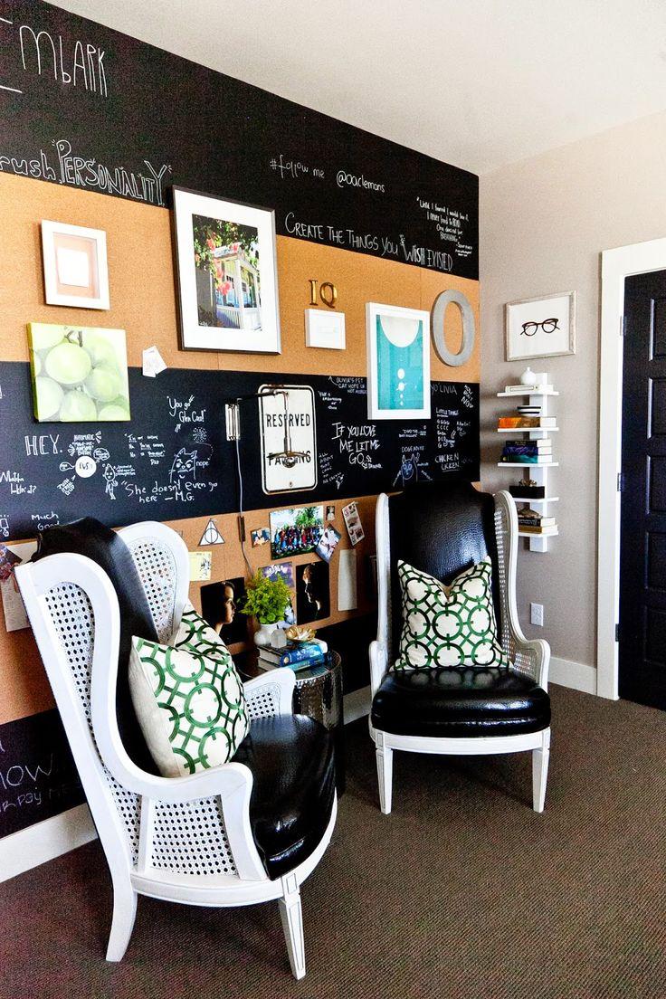 Designer fabrics wallpaper add elegance in the for Room design challenge