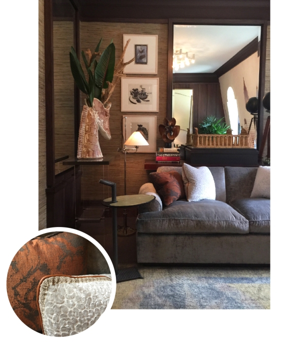 Kips Bay Decorator Show House 2015 - Alan Tanksley Gentlemans Study