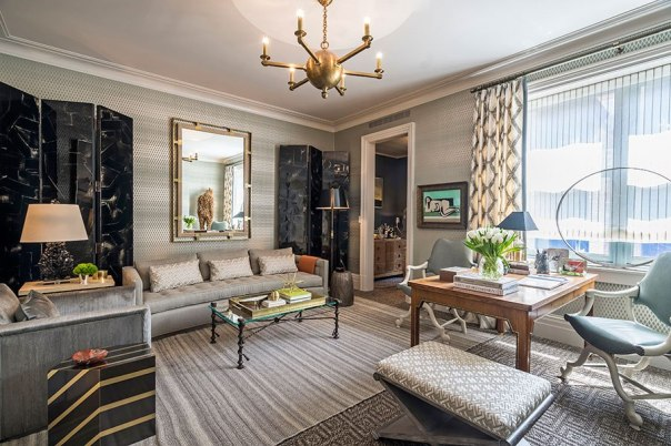 Kips Bay Decorator Show House 2015 - Thom Filicia - A Study in Style