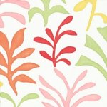 Schumacher Fabric - Ode to Matisse - Punch