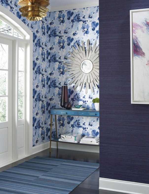 Stacy Garcia Paper Muse - York Wallcoverings