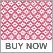 Dash Albert Samode Fuchsia Ivory Indoor Outdoor Rug