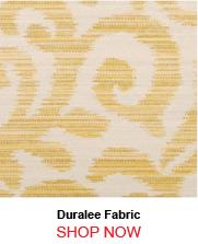 Duralee Saffron Fabric
