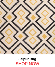Jaipur BR51 Giotto Yellow Black Rug 262100