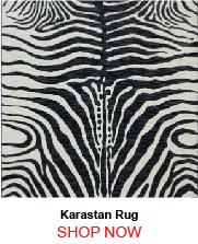 Karastan Panache Serengeti Gallery Black Rug 187026