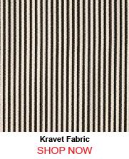Kravet TAGLINES EBONY Fabric