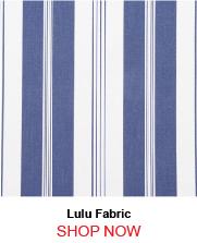 Lulu DK 65005 Tortola Navy Fabric 275023