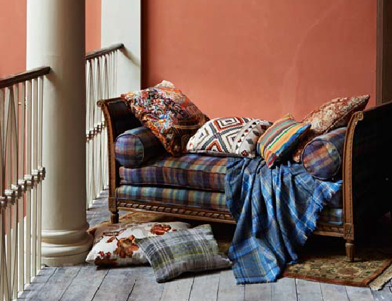 Mulberry Home Bohemian Romance Collection