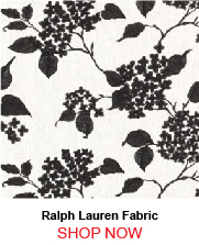 Ralph Lauren LCF65065F Apsley House Embroidered Etching Fabric