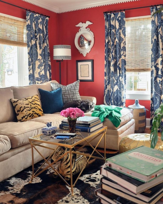 A Ton Of Rooms With Colorful Toys: 4 Creative Ways To Use A Red, White And Blue Color Palette