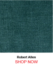 Robert Allen Savoy Ice Blue Fabric