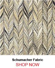Schumacher Firenze Greige Fabric 148921
